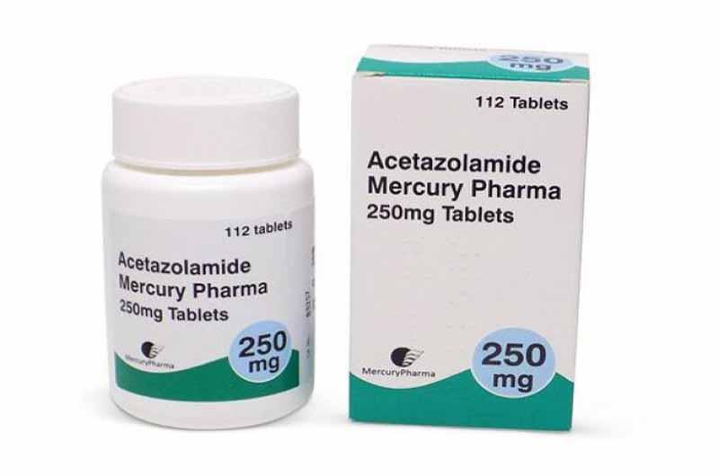 Acetazolamide là thuốc giúp ngăn ngừa và điều trị chứng say độ cao