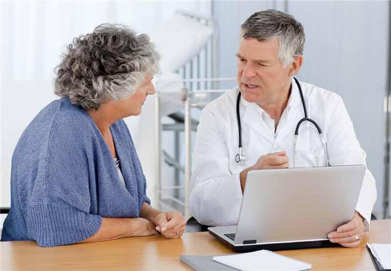 Cho bác sĩ biết về các vấn đề sức khỏe của bạn để dùng thuốc hiệu quả