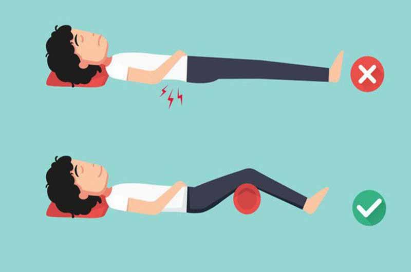 Ngủ đúng tư thế để phòng bệnh đau vai gáy hiệu quả