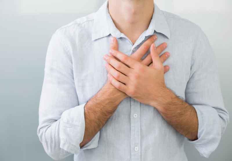 Ngưng dùng thuốc khi có biểu hiện khó thở
