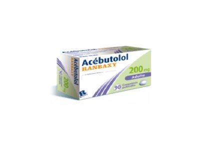 Thuốc Acebutolol