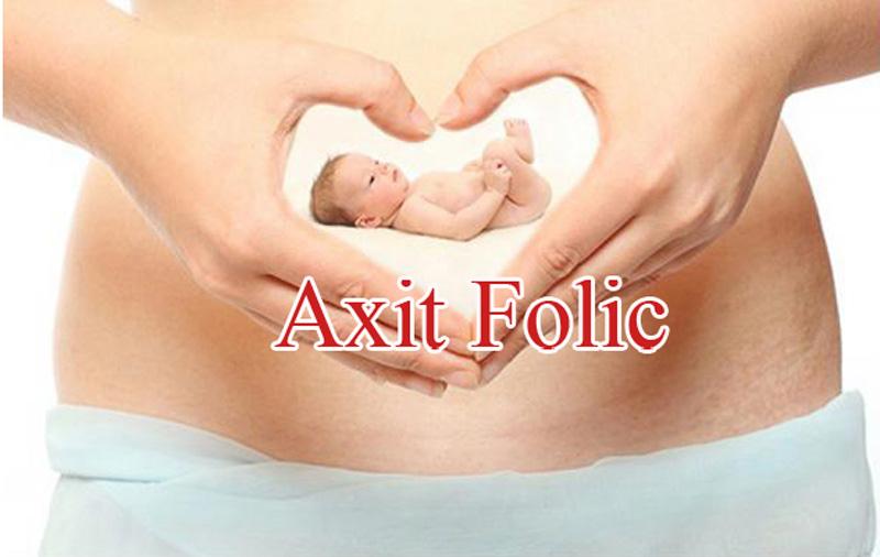 Acid folic có vai trò rất quan trọng đối với phụ nữ mang thai