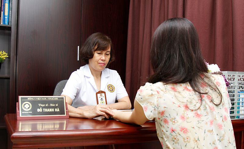 Bác sĩ Đỗ Thanh Hà đã chữa trị thành công cho nhiều phụ nữ bị vô sinh bằng Đông y
