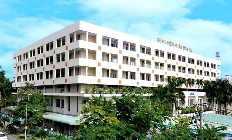 Bệnh viện Nhân dân 115 là địa chỉ chữa xuất tinh sớm khá hiệu quả