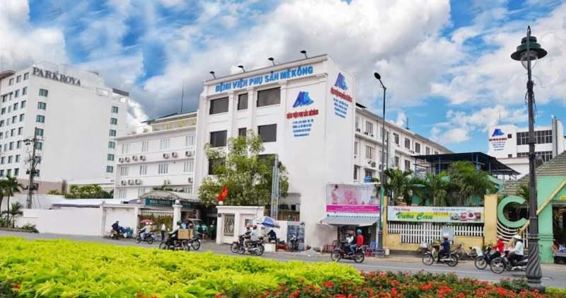 Bệnh viện Phụ sản Mê Kông