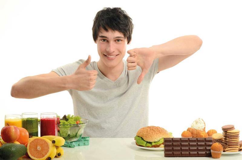 Chế độ dinh dưỡng hợp lý sẽ hỗ trợ tốt cho khả năng sinh lý nam