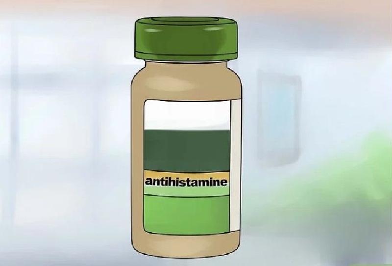 Chữa nổi mề đay ở trẻ bằng thuốc kháng histamine
