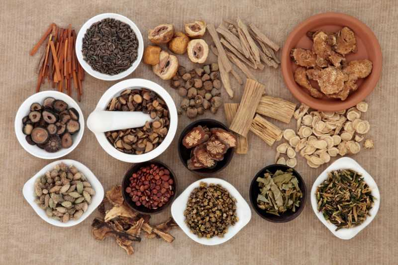 Chữa bệnh viêm phần phụ bằng thuốc Đông y