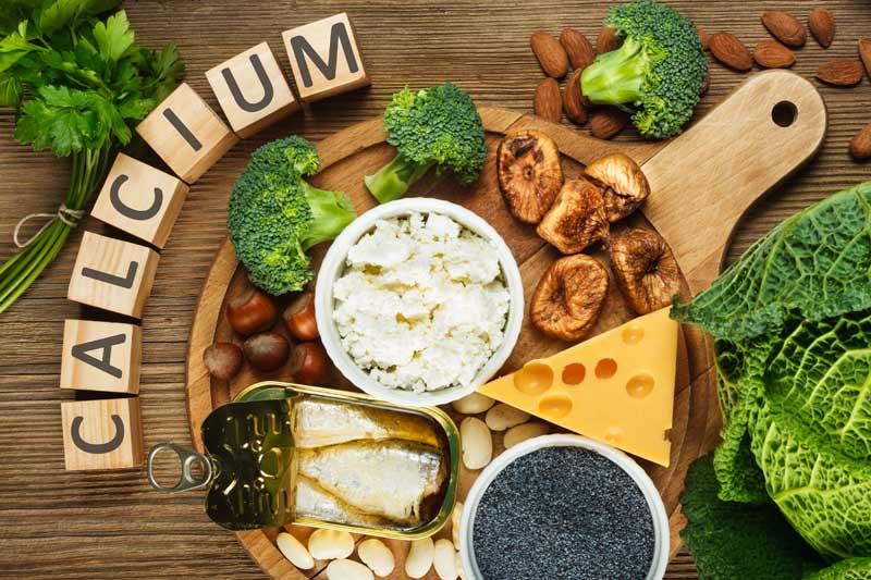 Chuẩn bị mang thai nên ăn uống gì: Thực phẩm giàu canxi rất tốt cho phụ nữ trước khi mang thai