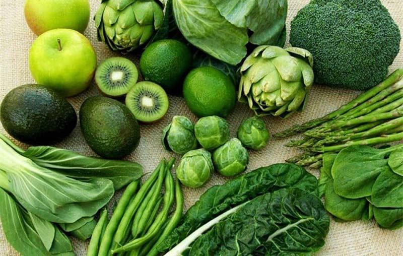 Chuẩn bị trước khi mang bầu, bạn nên ăn nhiều thực vật
