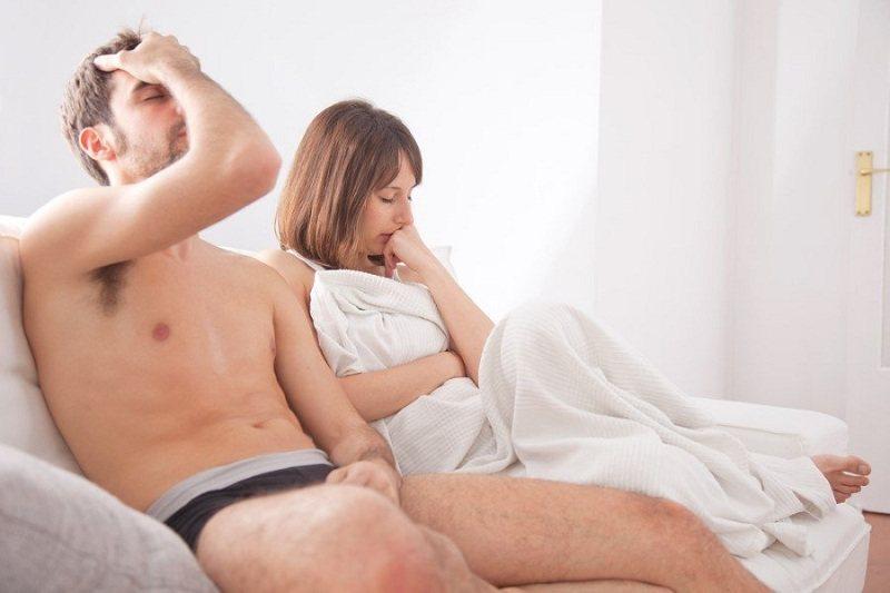 Dấu hiệu xuất tinh sớm ở nam giới là gì?