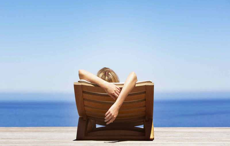 Điều trị bệnh bằng diện chẩn sẽ giúp bạn được thư giãn, thoải mái