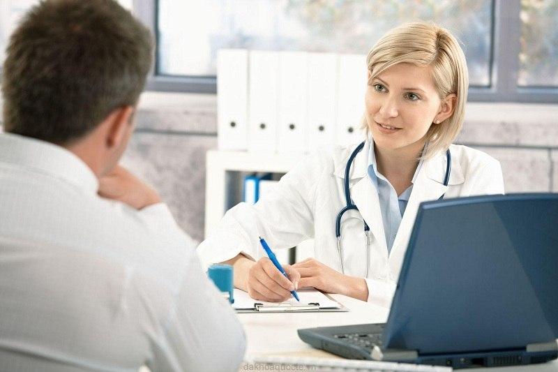 Gặp bác sĩ tâm lý cũng là một cách giảm ham muốn ở nam giới