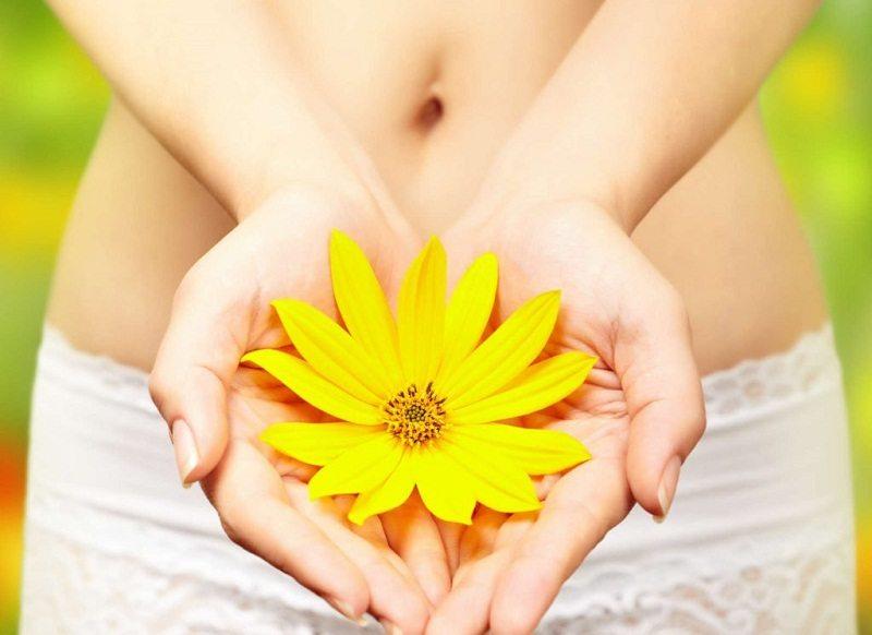 Giữ vùng kín sạch sẽ và khô thoáng giúp phòng tránh viêm nang lông vùng kín hiệu quả