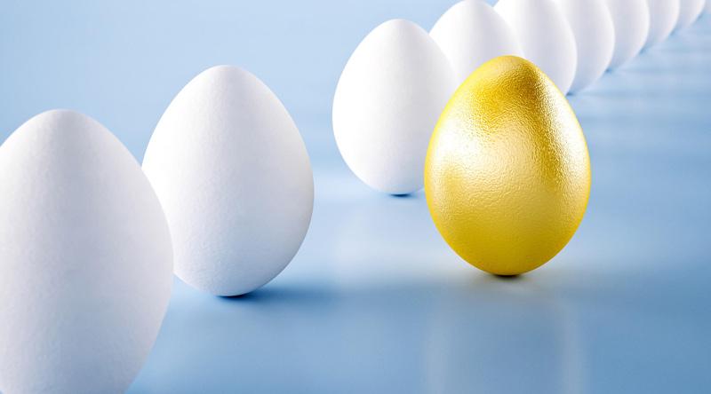 Mỗi chu kỳ kinh nguyệt, buồng trứng của phụ nữ sẽ rụng 1 đến 3 quả trứng