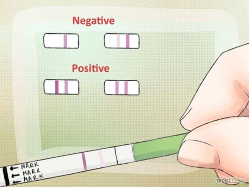 Mọi người có thể sử dụng que kiểm tra trứng rụng để xác định chính xác ngày rụng trứng