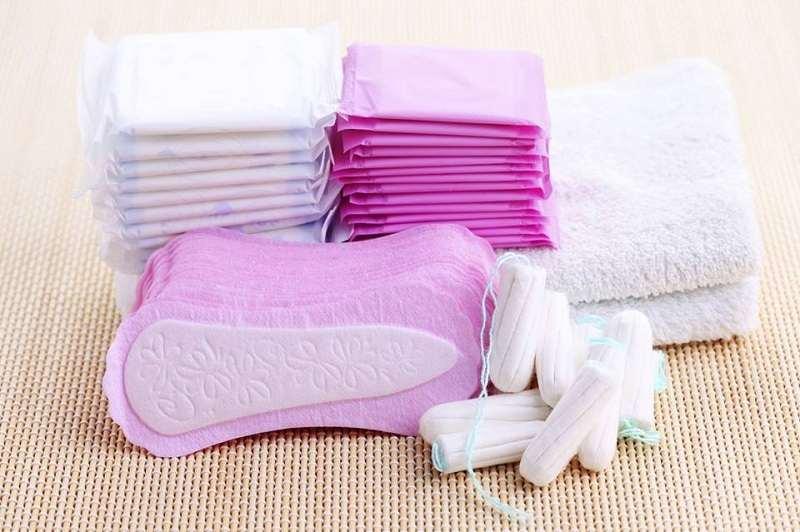 Nên lựa chọn các loại băng vệ sinh đảm bảo chất lượng