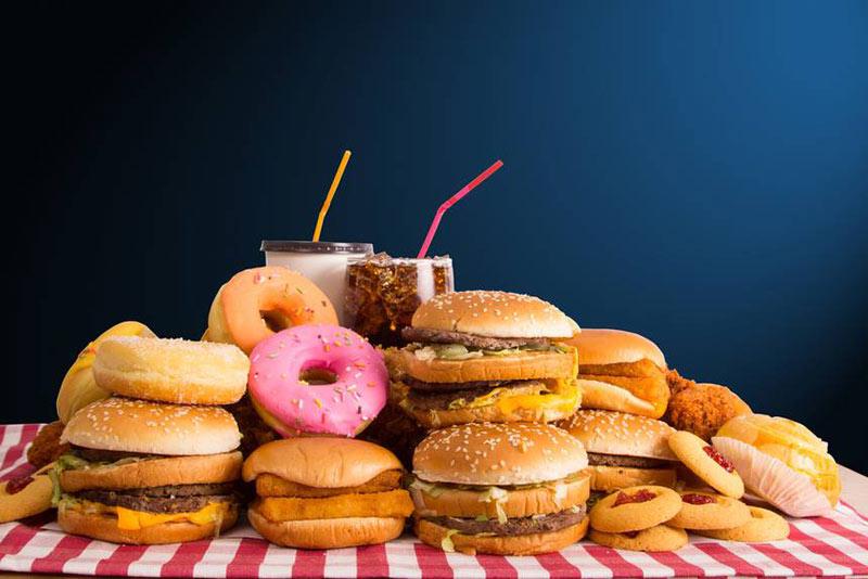 Nói không với các loại đồ ăn chứa chất béo chuyển hóa