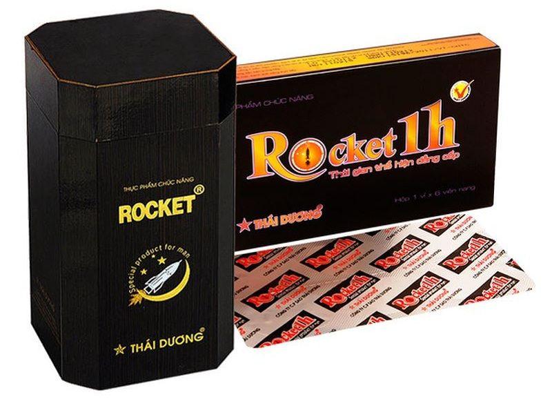"""Rocket 1h là """"vị cứu tinh"""" của khá nhiều nam giới bị yếu sinh lý"""