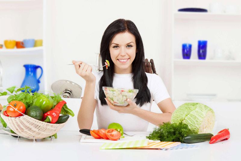 Sau khi biết có thai, mọi người chú ý chế độ dinh dưỡng
