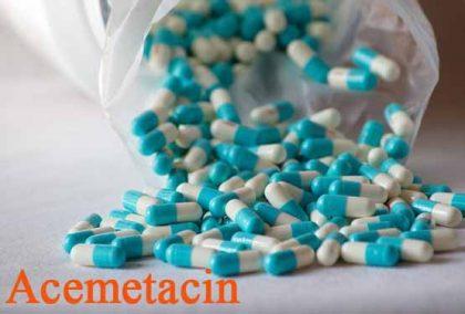 Thuốc Acemetacin