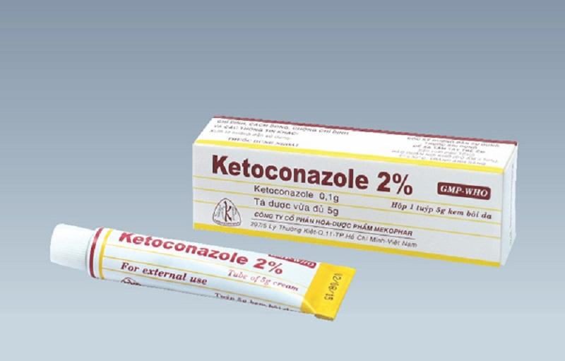 Thuốc bôi trị viêm nang lông do nấm