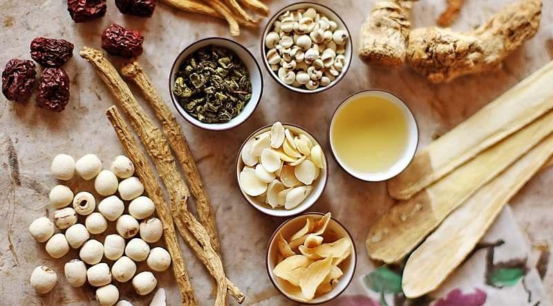 Thuốc Đông y giúp giảm bớt các triệu chứng của viêm phần phụ