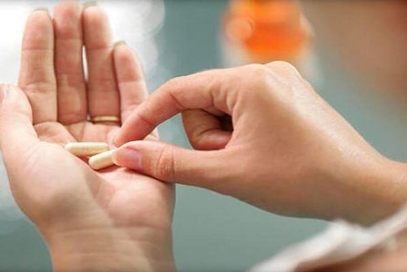 Thuốc sắt cho bà bầu thường có dạng dung dịch hoặc viên nang