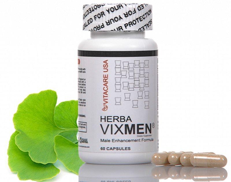 Thuốc tăng hoocmon nam Herba Vixmen