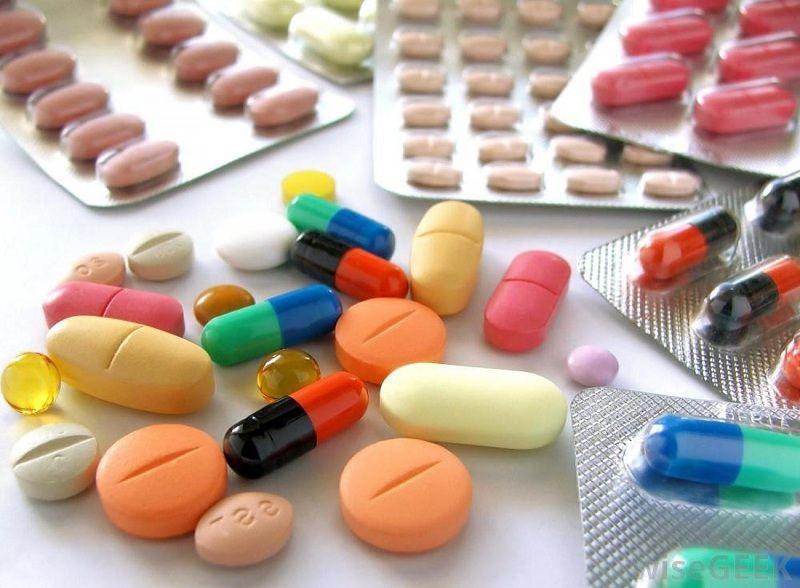 Thuốc Tây y là phương pháp điều trị viêm vùng chậu khá phổ biến