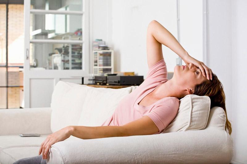 Thường xuyên mệt mỏi cũng là dấu hiệu có thai sau 1 tuần