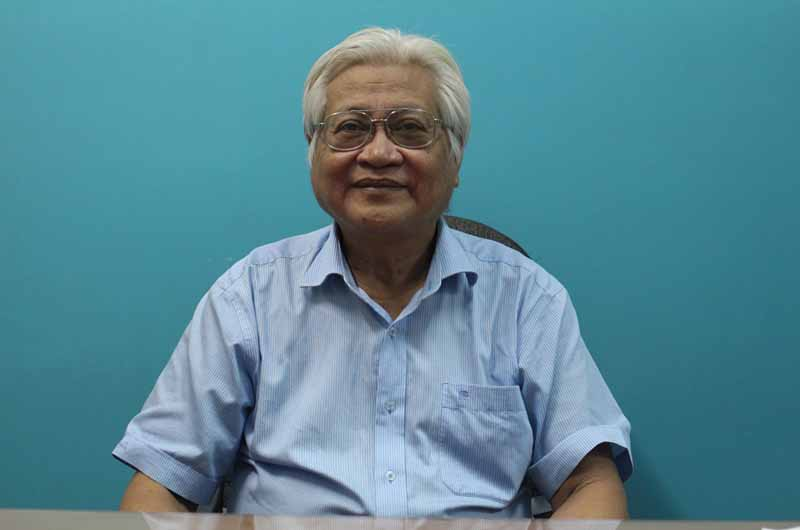 Bác sĩ giỏi về xương khớp ở TPHCM - Tiến sĩ Võ Văn Thành