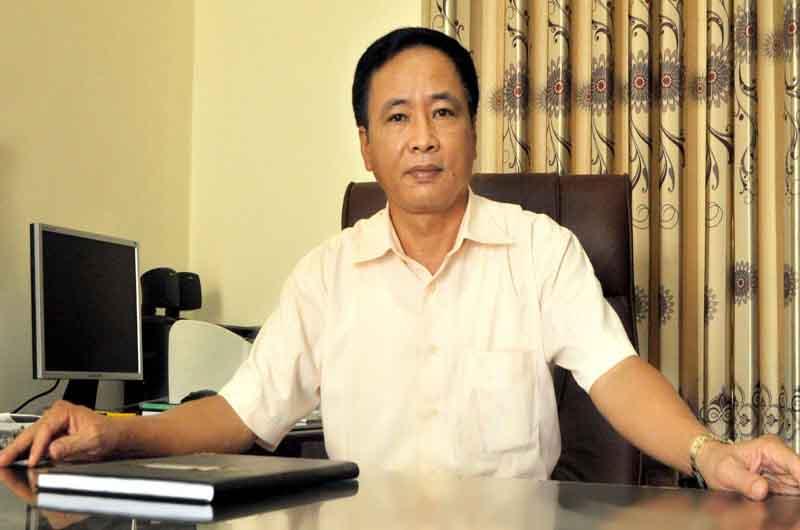 Bác sĩ Phạm Ngọc Cường - Giám đốc Bệnh viện Đa liễu Thanh Hóa