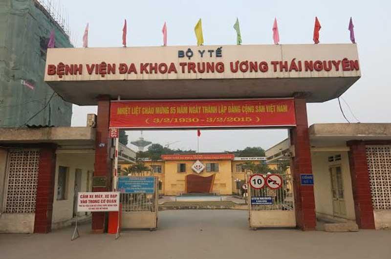 Bệnh viện Da liễu Thái Nguyên hay còn được biết là Khoa Da liễu - Bệnh viện Đa khoa Trung ương Thái Nguyên