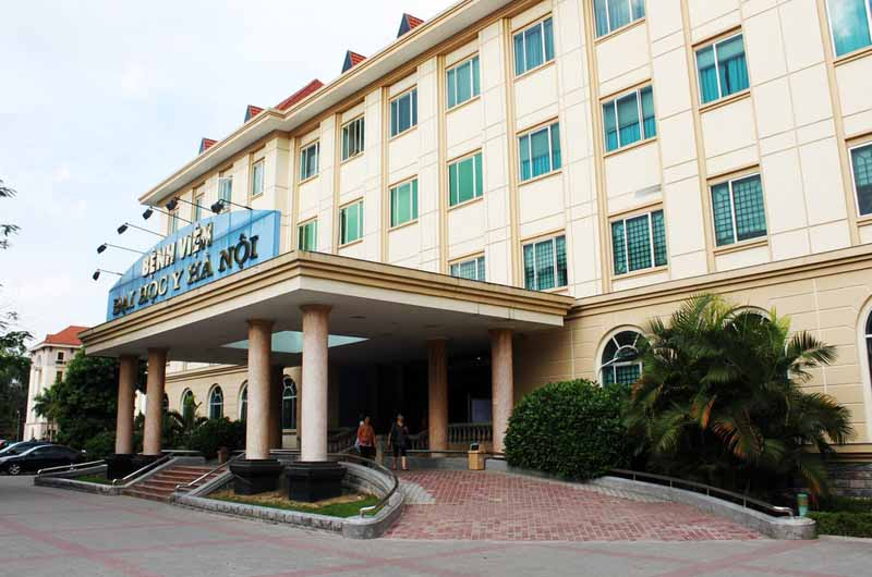 Khám đau vai gáy tại Đại học Y Hà Nội