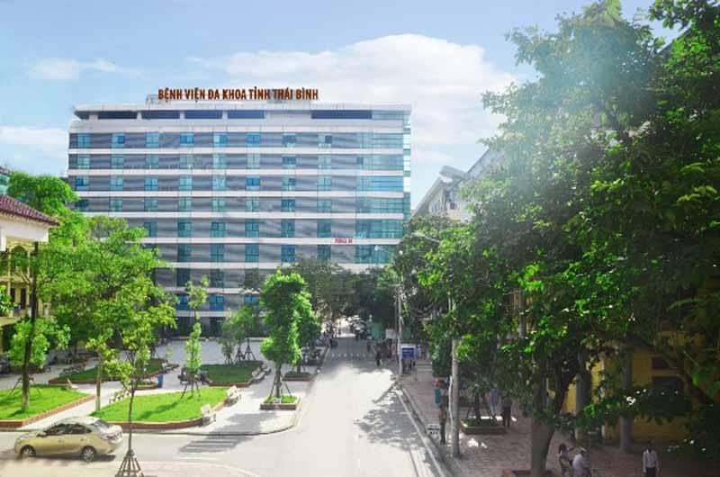 Khoa Da liễu Bệnh viện Đa khoa Thái Bình cũng là địa chỉ khám da liễu tin cậy cho bạn