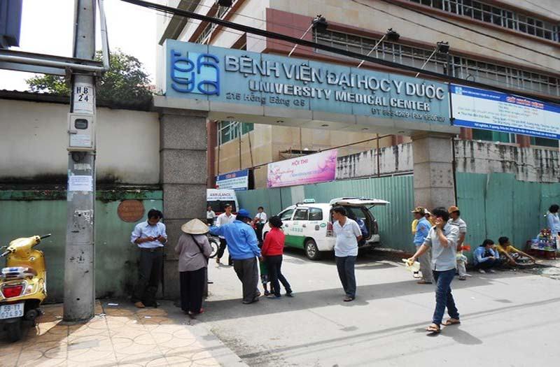 Khoa Da liễu - Bệnh viện Đại học Y Dược TPHCM