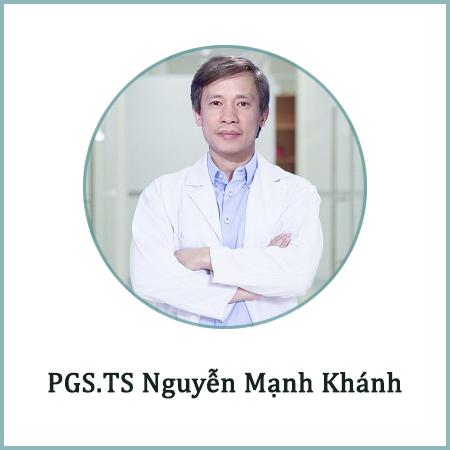 PGS. TS Nguyễn Mạnh Khánh