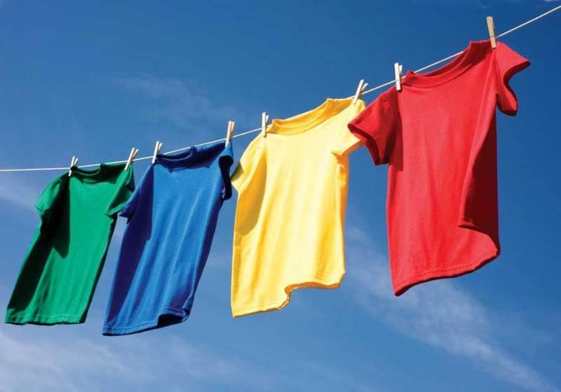 Sử dụng riêng áo quần để phòng chống bệnh mụn cóc