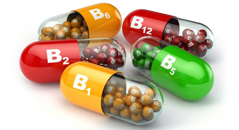 Vitamin nhóm B hỗ trợ chữa gai cột sống