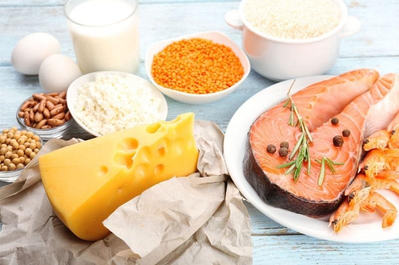 Áp dụng thực đơn ăn uống lành mạnh