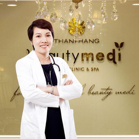 Bác sĩ Đàm Thị Thúy Hồng
