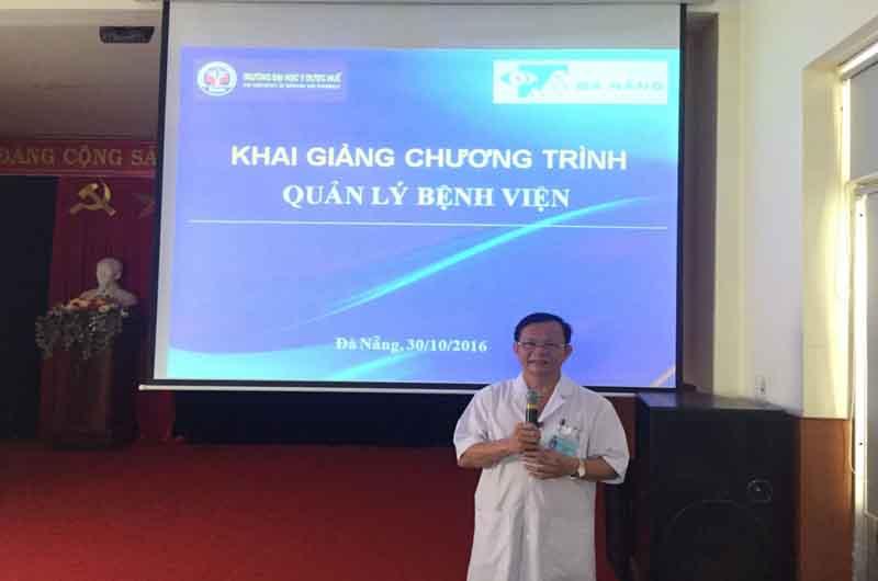 Bác sĩ Nguyễn Quốc Đạt