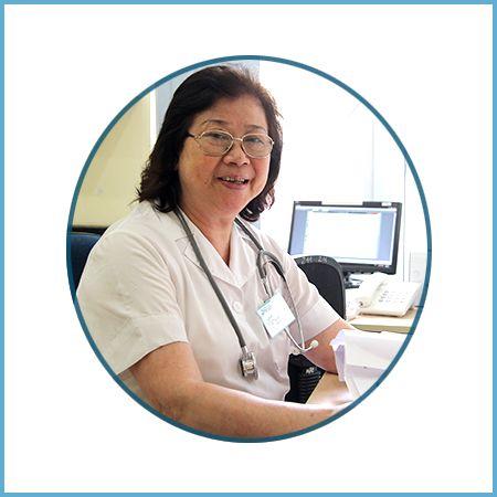 Bác sĩ Nguyễn Thị Kim Loan