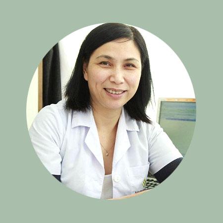 Bác sĩ Nguyễn Thị Quỳnh Hương