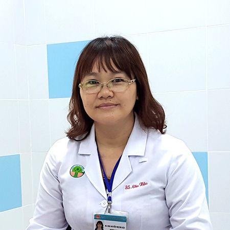 Bác sĩ Nguyễn Thị Thu Hậu