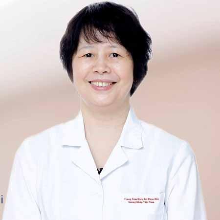 Bác sĩ Trần Thị Minh Hoa