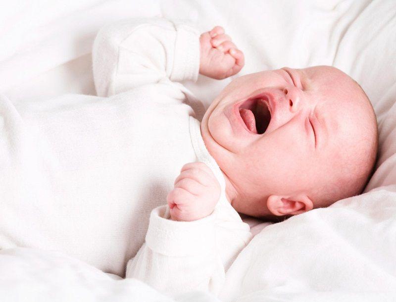 Bé sơ sinh bị rôm sảy sẽ gây ảnh hưởng lớn đến sức khỏe