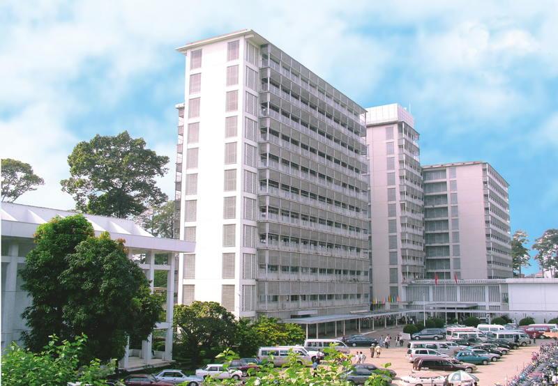 Bệnh viện Chợ Rẫy - TP Hồ Chí Minh