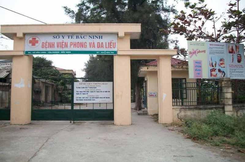Bệnh viện Da liễu Bắc Ninh